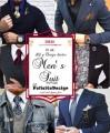 Felicita Design Toppers - Men´s Suit