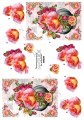 Dan-Quick 3D Klippark - Blommor i skål