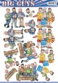 Yvonne Creations 3D Klippark - Big Guys