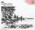 Nellie Snellen - Clearstamps - Waters edge