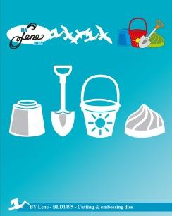 by Lene - Dies - Beach Toys - by Lene - Dies - Beach Toys