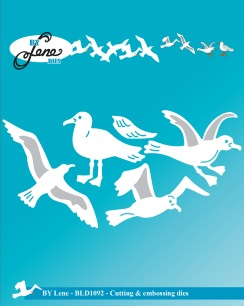 by  Lene - Dies - Seagulls - by  Lene - Dies - Seagulls