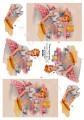Dan-Quick  3D Klippark - Husmor bakar