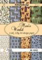 Felicita Design - A4 papper - Men´s World