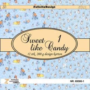 Felicita design - Papper - Sweet like Candy 1 - Felicita design - Papper - Sweet like Candy 1