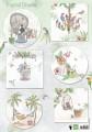Marianne Design Klippark - Tropical Dreams