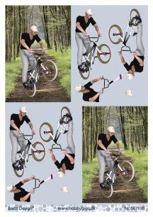 Barto Design - 3D Klippark - Cykelkille - Barto Design - 3D Klippark - Cykelkille