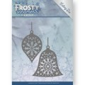Jeanine´s Art Dies - Frosty Ornaments - Christmas Baubles