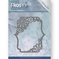 Jeanine´s Art Dies - Frosty Ornaments - Rectangle Ornament