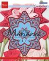 Marianne Design Dies - Petrás Botanical Star