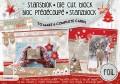 Studiolight Block - 3D Utstansat - Scandinavian Winter