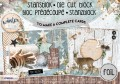 Studiolight Block - 3D - Winter Feelings