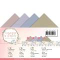 Precious Marieke - Pappersblock - Flowers in Pastels
