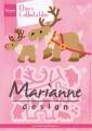 Marianne Design - Dies - Eline's Reindeer
