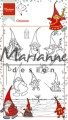 Marianne Design Clearstamp - Hetty´s - Gnomes