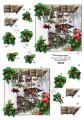Dan-Ouick 3D Klippark - Jul i gammal by