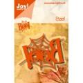 Joy Craft Dies - Autumn Boo