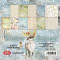 Craft & You - Pappersblock - Winter Dream