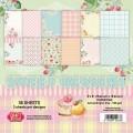 Craft & You - Pappersblock - Sweet Dessert