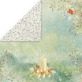 Craft & You - Dubbelsidigt papper 30x30 - Julmotiv