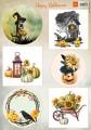 Marianne Design Klippark - Happy Halloween