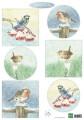 Marianne Design Klippark - Birds in winter