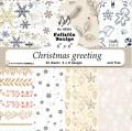 Pappersblock - Felicita design - Christmas greeting