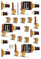 Dan-design 3D Klippark - Whisky