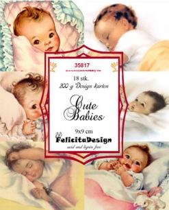 Felicita Design Toppers - Cute Babies - Felicita Design Toppers - Cute Babies