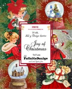 Felicita Design Toppers - Joy of Christmas - Felicita Design Toppers - Joy of Christmas