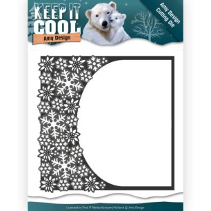 Amy Design - Dies - Keep it Cool - Cool Rounded Frame - Amy Design - Dies - Keep it Cool - Cool Rounded Frame