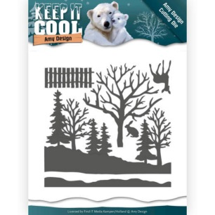 Amy Design - Dies - Keep it Cool - Cool Forest - Amy Design - Dies - Keep it Cool - Cool Forest