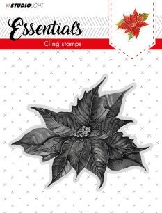 Studio Light - Stamp - Cling Stamp Essentials - Christmas nr 04 - Studio Light - Stamp - Cling Stamp Essentials - Christmas nr 04