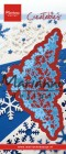 Marianne Design - Dies - CreaTables Snowflakes Corner