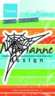Marianne design Dies - Crafttables Spiderweb