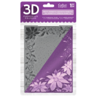 Crafters Companion Embossingfolder - Pretty Poinsettia