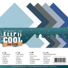 Amy design - Pappersblock - Keep it cool