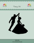 Dixi Craft - Dies - Wedding Couple