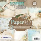 Studiolight  Pappersblock - Memories of sommer, 170 gr