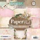 Studiolight  Pappersblock - Memories of sommer, 170 gr