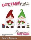 Cottage Cutz Dies - Nordic Gnomes