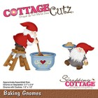 Cottage Cutz Dies - Baking Gnomes