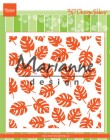 Marianne Design - Embossingfolder - Tropical Leaves