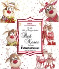 Felicita Design Toppers - Red Noses