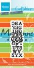 Marianne Design - Dies - CrafTables - ABC