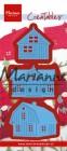 Marianne Design - Dies - Scandinavian Houses