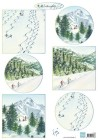 Marianne design Klippark - Tiny's Winter Landscape 2