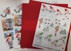 Kortpaket 3 - Kort m Skiftande bild
