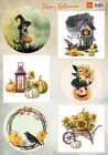 Marianne Design Klippark - Happy Halloween