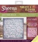 Sheena Douglass Stencil - Another Brick